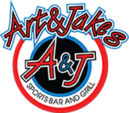 Art and Jakes Retina Logo