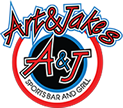 Art and Jakes Sticky Logo